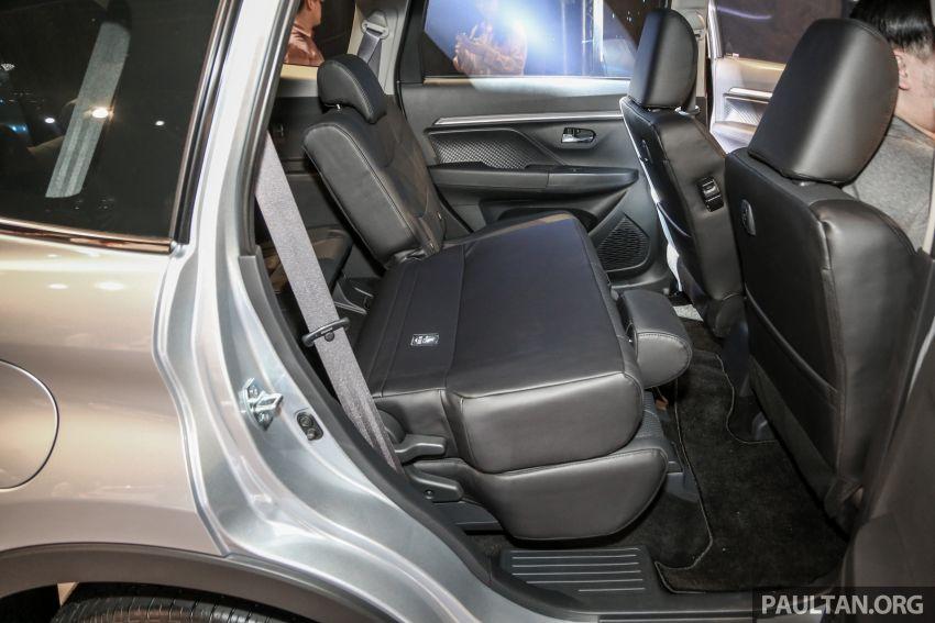 Perodua Aruz dilancar – dua varian, tujuh tempat duduk, 1.5L, ASA 2.0, harga RM72,900 dan RM77,900 Image #911491