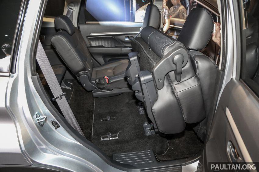 Perodua Aruz dilancar – dua varian, tujuh tempat duduk, 1.5L, ASA 2.0, harga RM72,900 dan RM77,900 Image #911492