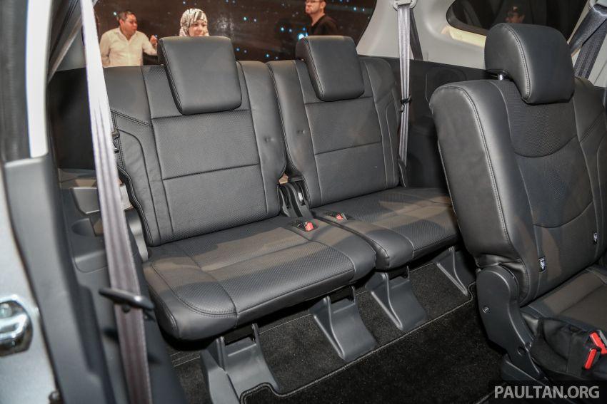 Perodua Aruz dilancar – dua varian, tujuh tempat duduk, 1.5L, ASA 2.0, harga RM72,900 dan RM77,900 Image #911494