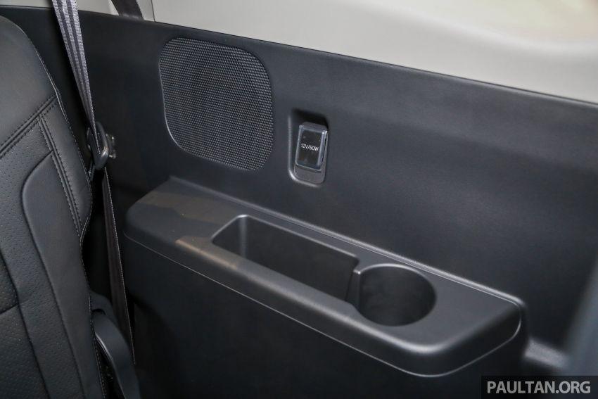 Perodua Aruz dilancar – dua varian, tujuh tempat duduk, 1.5L, ASA 2.0, harga RM72,900 dan RM77,900 Image #911495