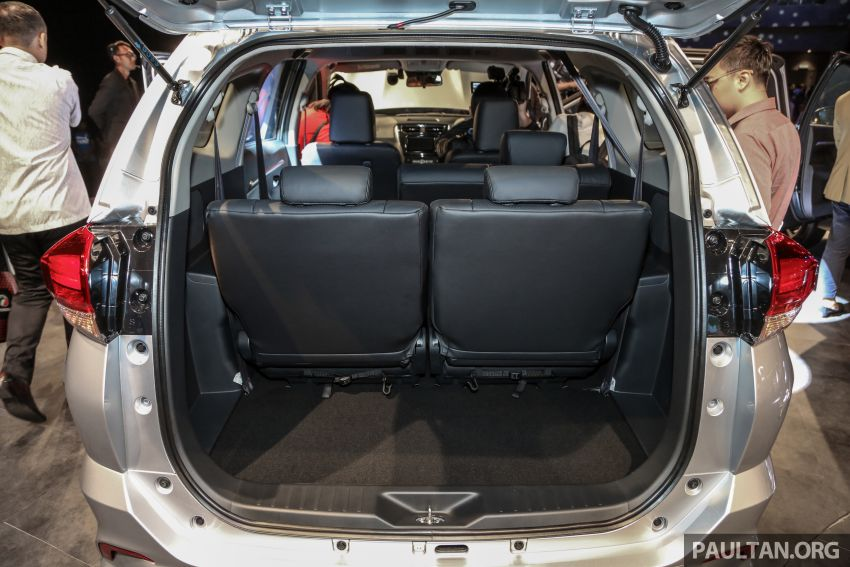 2019 Perodua Aruz SUV launched in Malaysia – seven seats; ASA 2.0; two variants; RM72,900 and RM77,900 Image #911421