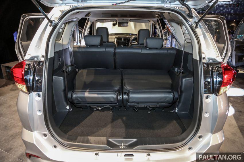 Perodua Aruz dilancar – dua varian, tujuh tempat duduk, 1.5L, ASA 2.0, harga RM72,900 dan RM77,900 Image #911499