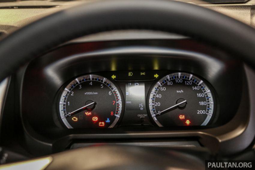 Perodua Aruz dilancar – dua varian, tujuh tempat duduk, 1.5L, ASA 2.0, harga RM72,900 dan RM77,900 Image #911453