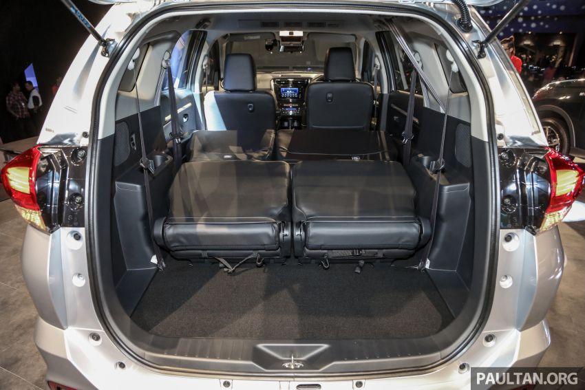 Perodua Aruz dilancar – dua varian, tujuh tempat duduk, 1.5L, ASA 2.0, harga RM72,900 dan RM77,900 Image #911500