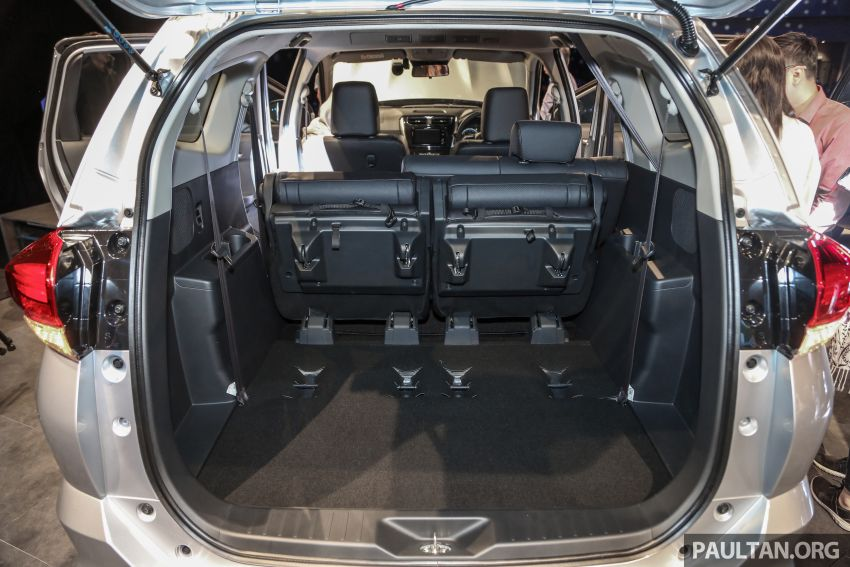 2019 Perodua Aruz SUV launched in Malaysia – seven seats; ASA 2.0; two variants; RM72,900 and RM77,900 Image #911426