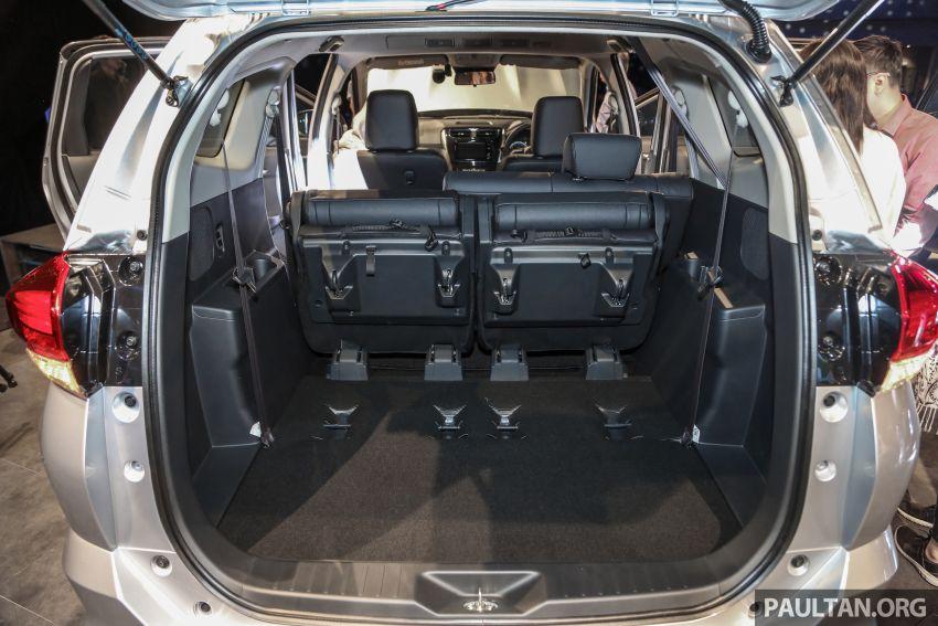 Perodua Aruz dilancar – dua varian, tujuh tempat duduk, 1.5L, ASA 2.0, harga RM72,900 dan RM77,900 Image #911501