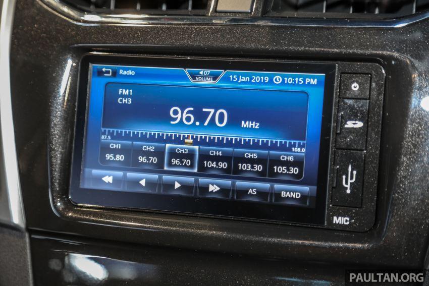 Perodua Aruz dilancar – dua varian, tujuh tempat duduk, 1.5L, ASA 2.0, harga RM72,900 dan RM77,900 Image #911455