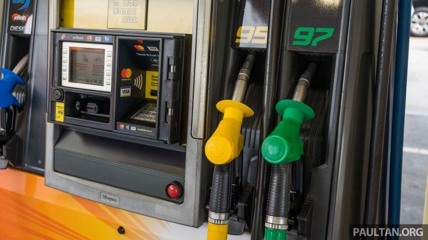 Jan 2019 week two fuel price – petrol down, diesel up Image #909275
