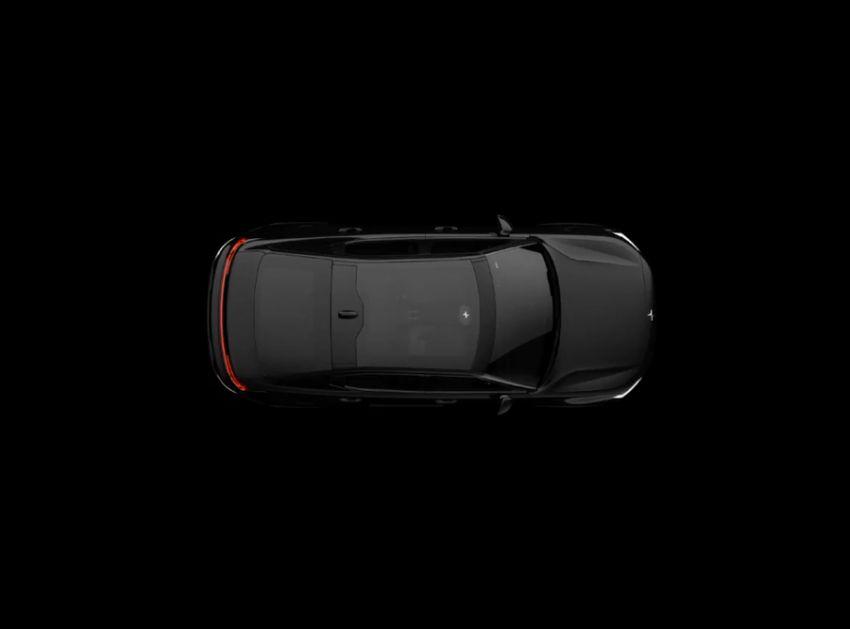 Polestar 2 electric sedan teased in app before launch Image #915603