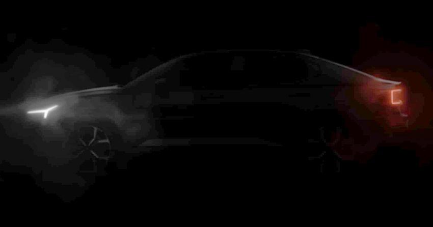 Polestar 2 electric sedan teased in app before launch Image #915624