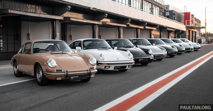 Porsche 911 tribute – a living legend owning its niche Image #989710