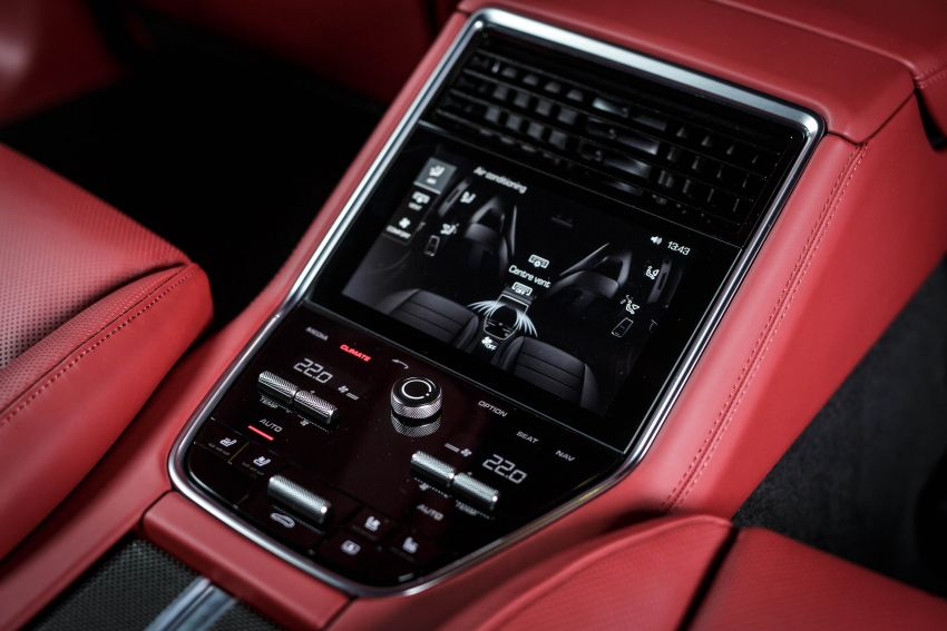 Porsche Cayenne, Panamera – new Premium Package, Power Steering Plus and PASM now standard in M'sia Image #910299