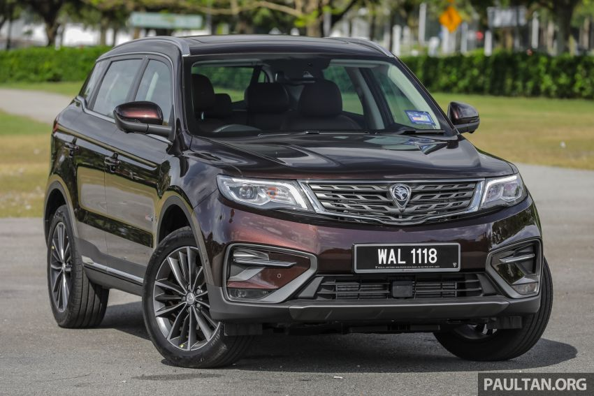DRIVEN: Proton X70 SUV review – it's worth the hype Image #909731