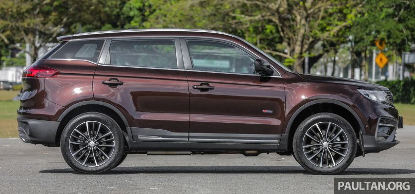 DRIVEN: Proton X70 SUV review – it's worth the hype Image #909740