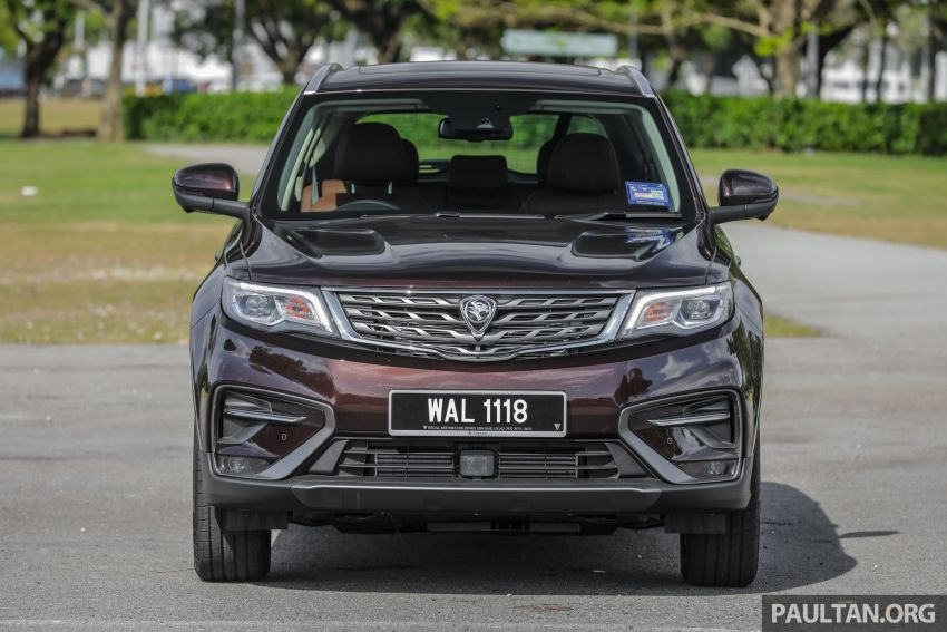 DRIVEN: Proton X70 SUV review – it's worth the hype Image #909741