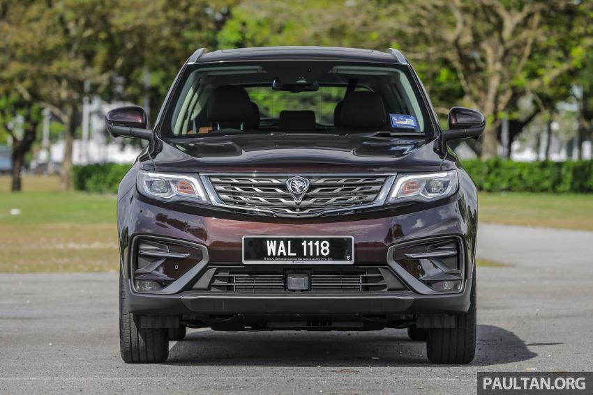 DRIVEN: Proton X70 SUV review – it's worth the hype Image #909742