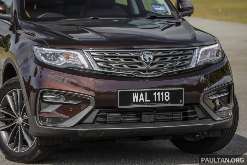 DRIVEN: Proton X70 SUV review – it's worth the hype Image #909745