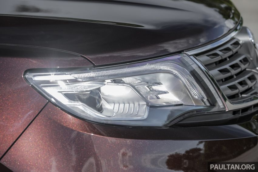 DRIVEN: Proton X70 SUV review – it's worth the hype Image #909747