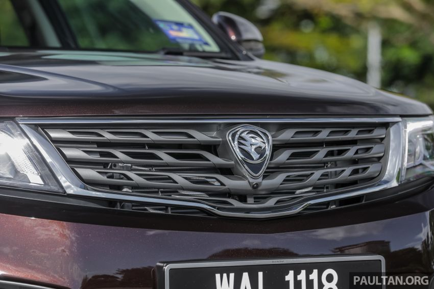 DRIVEN: Proton X70 SUV review – it's worth the hype Image #909749