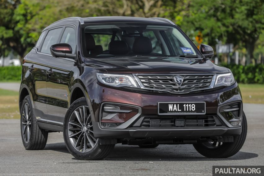 DRIVEN: Proton X70 SUV review – it's worth the hype Image #909732