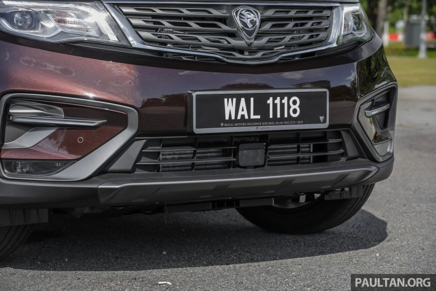 DRIVEN: Proton X70 SUV review – it's worth the hype Image #909750