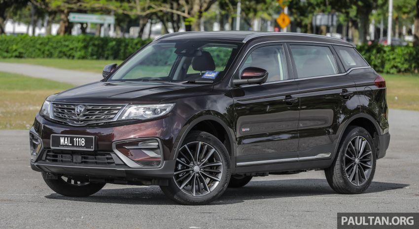 DRIVEN: Proton X70 SUV review – it's worth the hype Image #909733