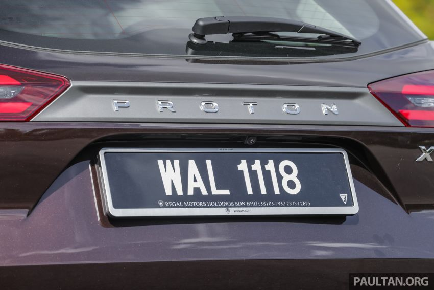 DRIVEN: Proton X70 SUV review – it's worth the hype Image #909764