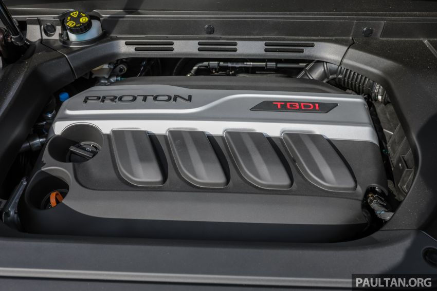 DRIVEN: Proton X70 SUV review – it's worth the hype Image #909769