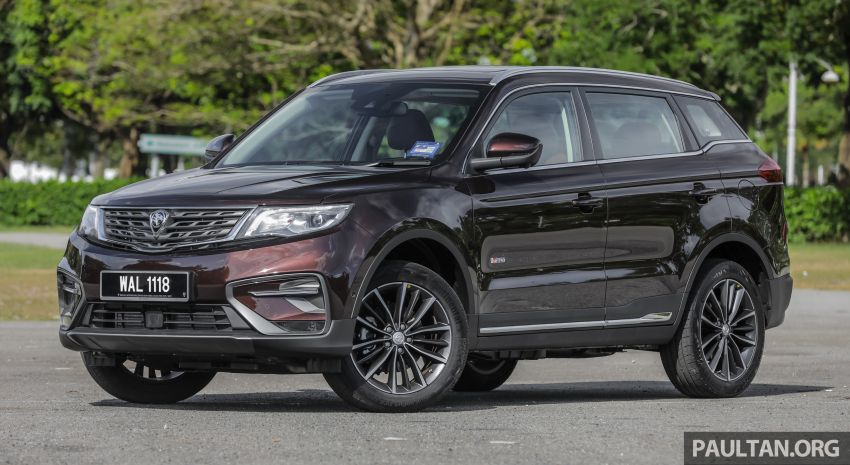 DRIVEN: Proton X70 SUV review – it's worth the hype Image #909734