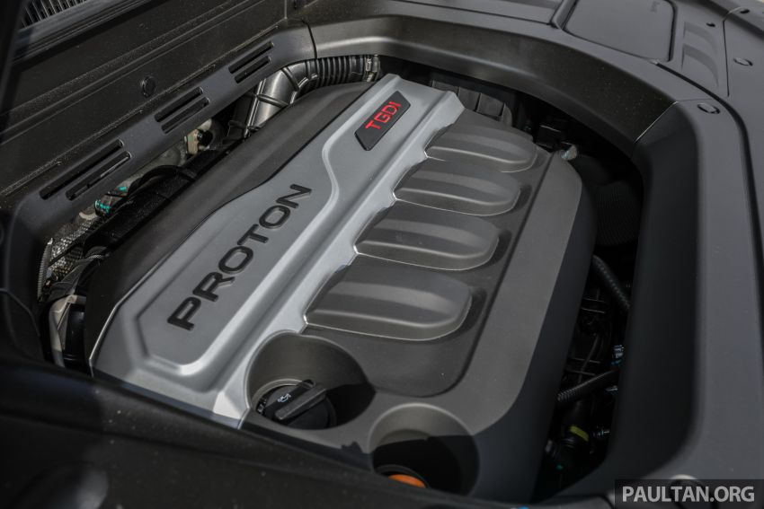 DRIVEN: Proton X70 SUV review – it's worth the hype Image #909770