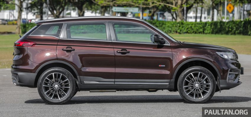 DRIVEN: Proton X70 SUV review – it's worth the hype Image #909739
