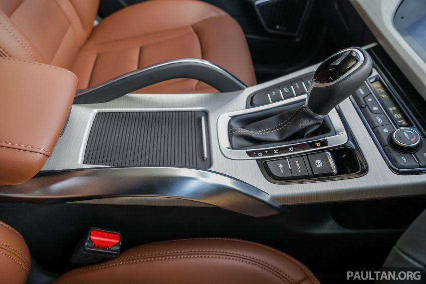 DRIVEN: Proton X70 SUV review – it's worth the hype Image #909787