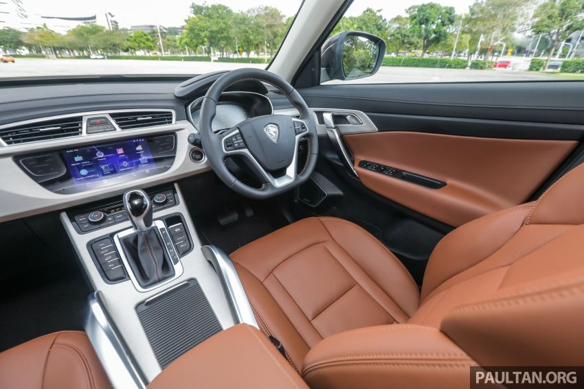 DRIVEN: Proton X70 SUV review – it's worth the hype Image #909797