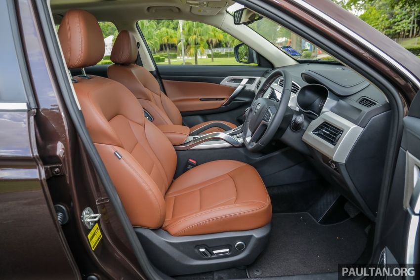 DRIVEN: Proton X70 SUV review – it's worth the hype Image #909799