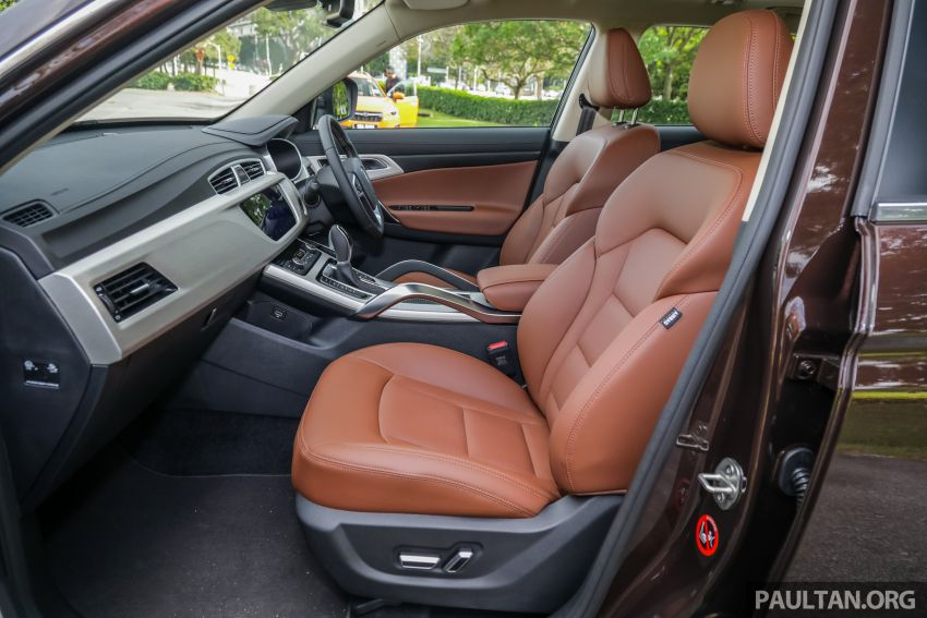DRIVEN: Proton X70 SUV review – it's worth the hype Image #909800