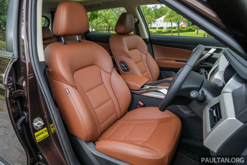DRIVEN: Proton X70 SUV review – it's worth the hype Image #909801