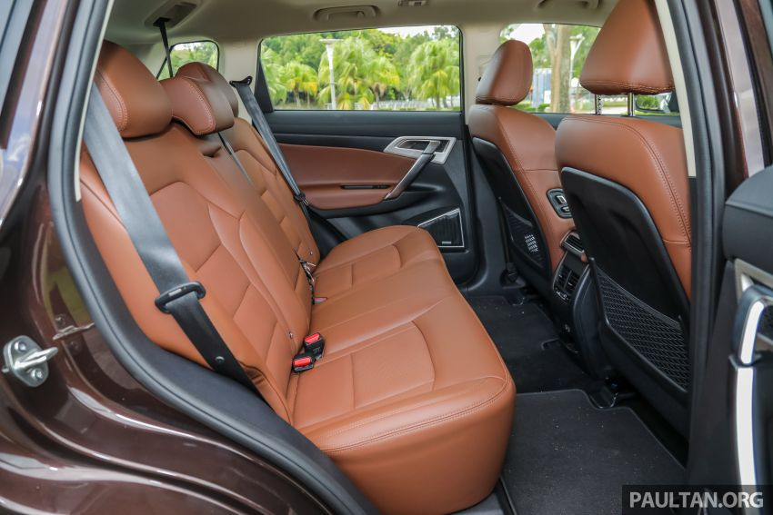 DRIVEN: Proton X70 SUV review – it's worth the hype Image #909807