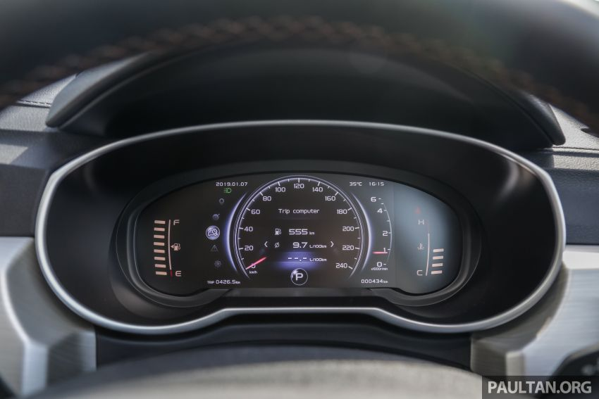 DRIVEN: Proton X70 SUV review – it's worth the hype Image #909774