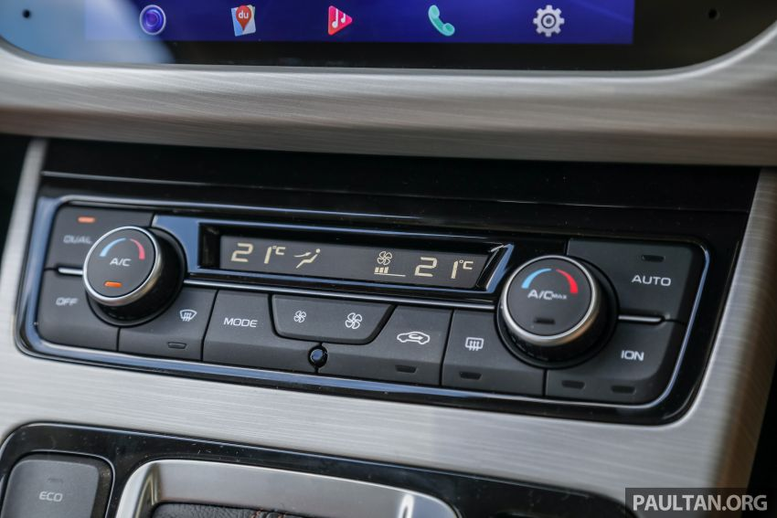 DRIVEN: Proton X70 SUV review – it's worth the hype Image #909779