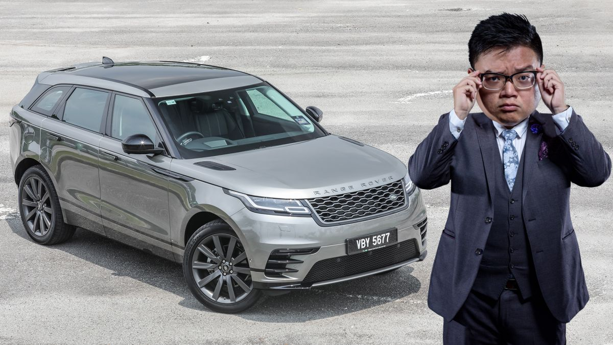 QnA VBage FIRST DRIVE: Range Rover Velar P250 R-Dynamic