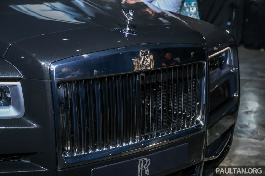 Rolls-Royce Cullinan now in Malaysia – from RM1.8 mil Image #915181