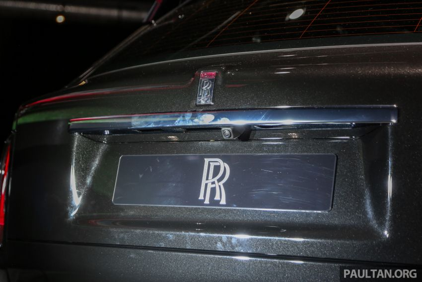 Rolls-Royce Cullinan now in Malaysia – from RM1.8 mil Image #915191