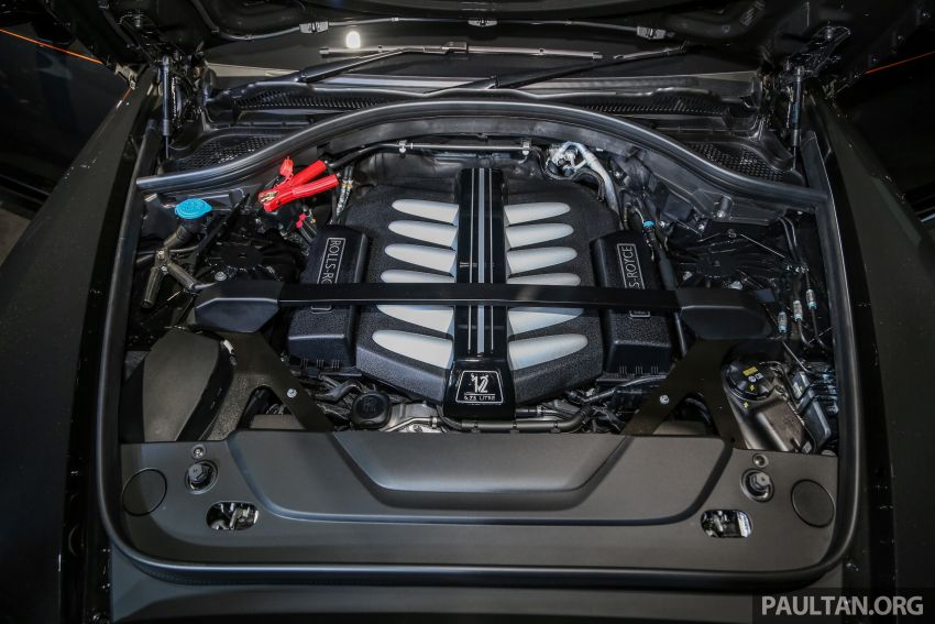 Rolls-Royce Cullinan now in Malaysia – from RM1.8 mil Image #915193