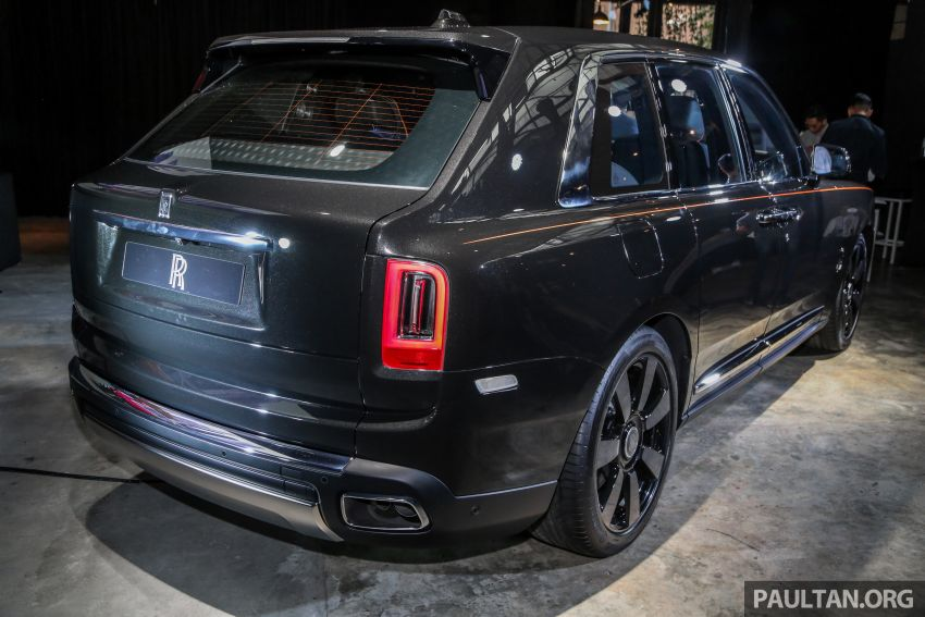 Rolls-Royce Cullinan now in Malaysia – from RM1.8 mil Image #915174