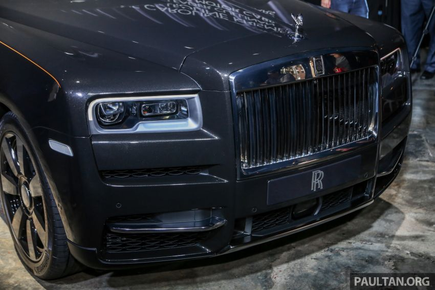 Rolls-Royce Cullinan now in Malaysia – from RM1.8 mil Image #915177