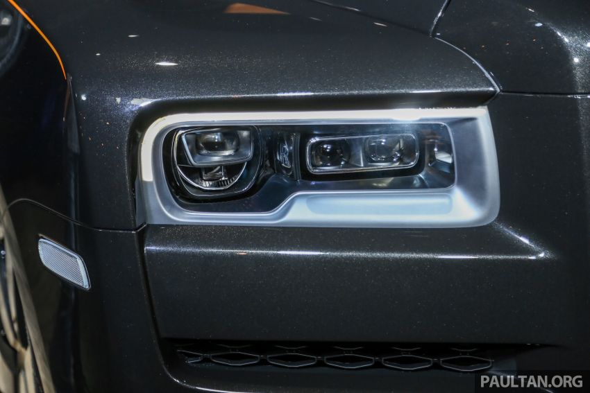 Rolls-Royce Cullinan now in Malaysia – from RM1.8 mil Image #915178