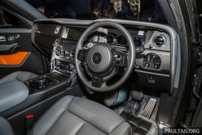 Rolls-Royce Cullinan now in Malaysia – from RM1.8 mil Image #915196