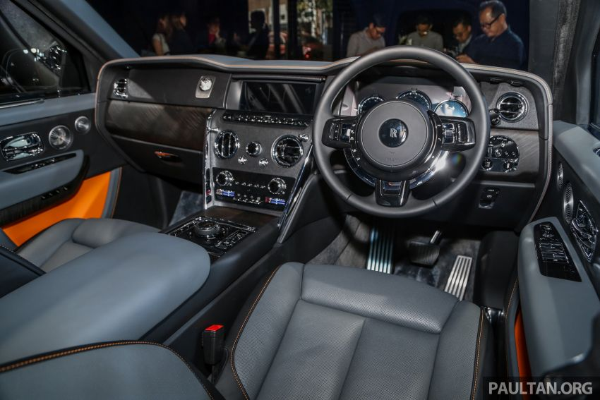 Rolls-Royce Cullinan now in Malaysia – from RM1.8 mil Image #915215