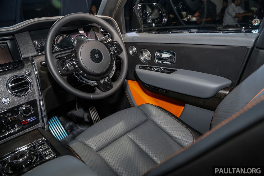 Rolls-Royce Cullinan now in Malaysia – from RM1.8 mil Image #915216