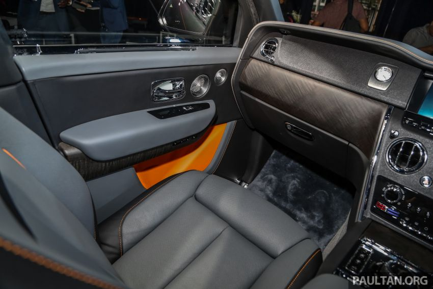 Rolls-Royce Cullinan now in Malaysia – from RM1.8 mil Image #915218